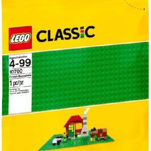 Lego Classic 10700 Vihreä Rakennuslevy