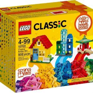 Lego Classic 10703 Luovan Rakentajan laatikko