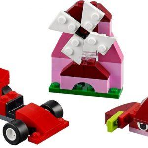 Lego Classic 10707 Punainen Luovuuden Laatikko
