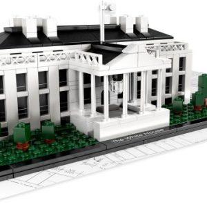 Lego Architecture 21006 Valkoinen Talo