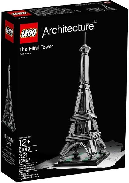 Lego Architecture 21019 Eiffel Torni