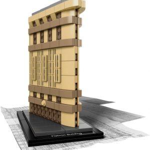 Lego Architecture 21023 Flatiron Building