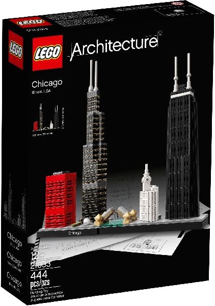 Lego Architecture 21033 Chicago