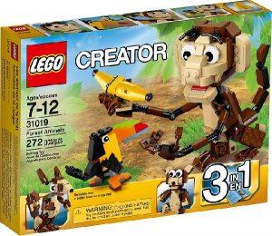 Lego Creator 31019 Metsän Eläimet