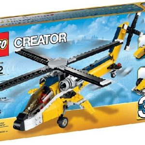 Lego Creator 31023 Keltaiset Menopelit