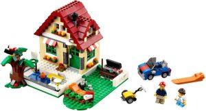Lego Creator 31038 Vaihtuvat Vuodenajat