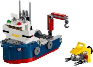 Lego Creator 31045 Valtameriristeilijä