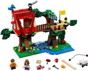 Lego Creator 31053 Puumajaseikkailut