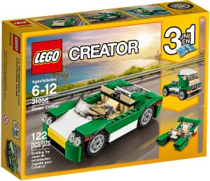 Lego Creator 31056 Vihreä Avoauto