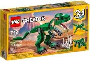 Lego Creator 31058 Mahtavat Dinosaurukset