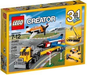 Lego Creator 31060 Lentonäytöksen Mestarit