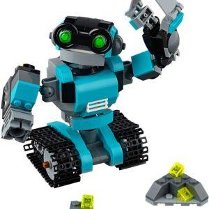 Lego Creator 31062 Robottitutkija