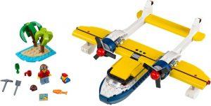 Lego Creator 31064 Saariseikkailut