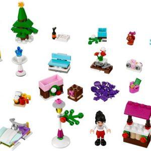 Lego Friends 41016 Joulukalenteri