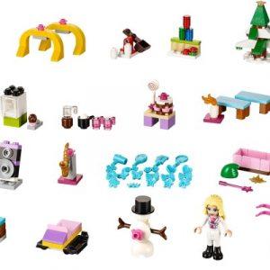 Lego Friends 41102 Joulukalenteri