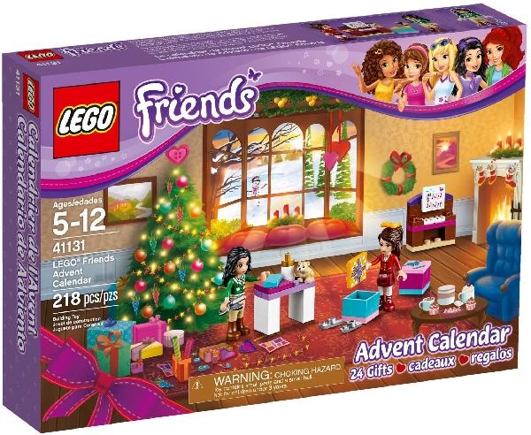lego friends joulukalenteri 2018 Lego Friends 41131 Joulukalenteri   Lelut24 lego friends joulukalenteri 2018