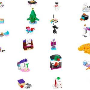 Lego Friends 41131 Joulukalenteri