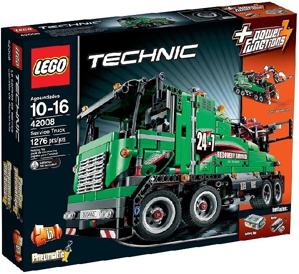 Lego Technic 42008 Huoltoauto