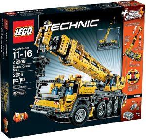Lego Technic 42009 Nosturi MK II