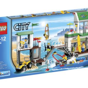 Lego City 4644 Venesatama