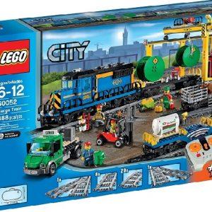 Lego City 60052 Tavarajuna
