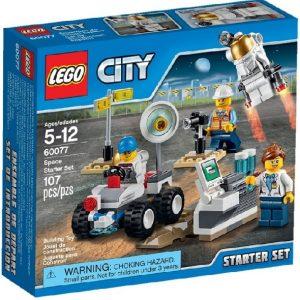 Lego City 60077 Avaruus-aloitussarja