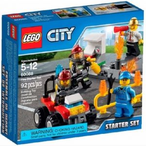 Lego City 60088 Palokunnan Aloitussarja