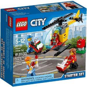 Lego City 60100 Lentokentän Aloitussetti