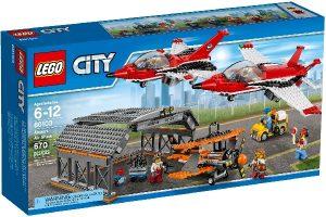Lego City 60103 Lentokentän Lentonäytös