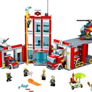 Lego City 60110 Paloasema