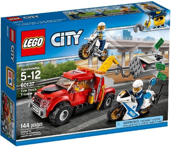 Lego City 60137 Hinausauto Pulassa