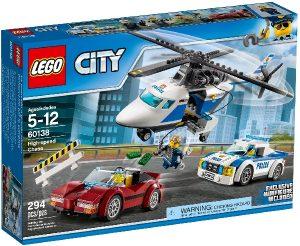 Lego City 60138 Vauhdikas Takaa-ajo