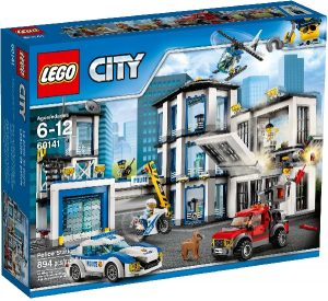 Lego City 60141 Poliisiasema