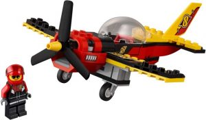 Lego City 60144 Kilpalentokone