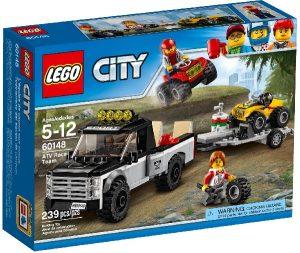 Lego City 60148 Mönkijäkisatiimi