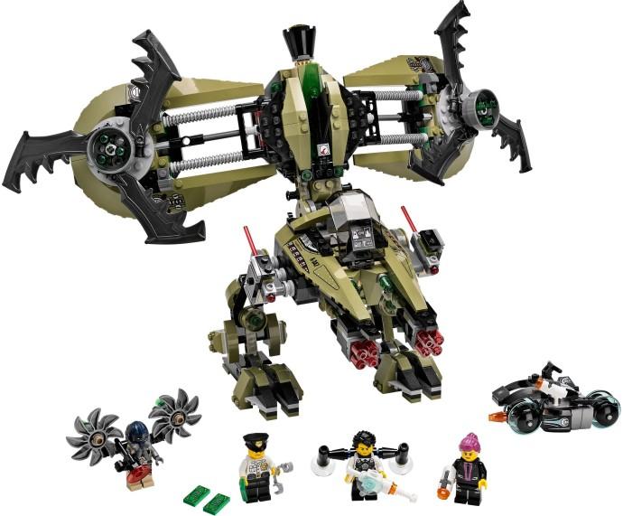 Lego 70164 Hurrikaaniryöstö