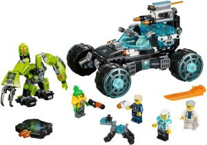 Lego Agents 70169 Häiveagenttipartio
