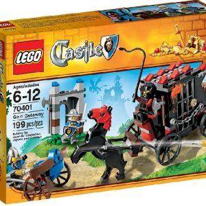 Lego Castle 70401 Pako Kultasaaliin Kanssa