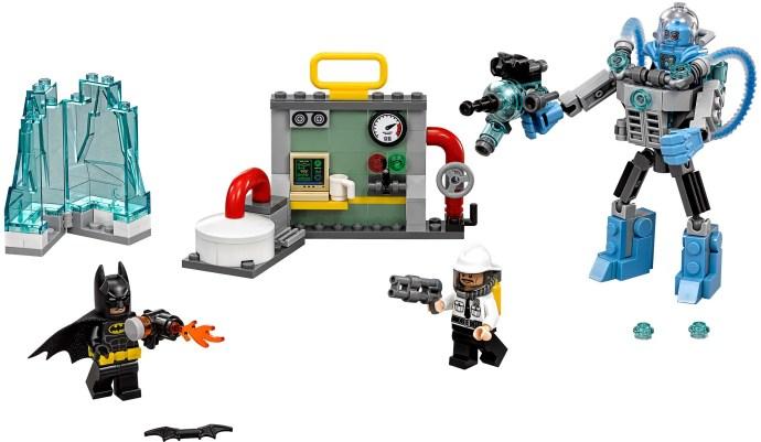 Lego Batman Movie 70901 Pakkasherran Jäähyökkäys