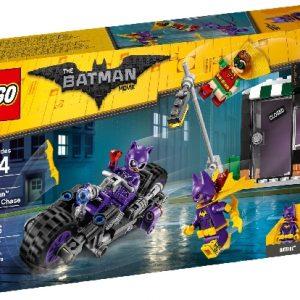 Lego Batman Movie 70902 Kissanainen – Takaa-ajo Moottoripyörällä