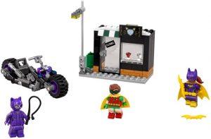 Lego Batman Movie 70902 Kissanainen - Takaa-ajo Moottoripyörällä