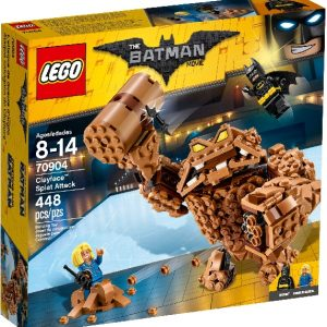 Lego Batman Movie 70904 Savinaama – Roiskuva Hyökkäys