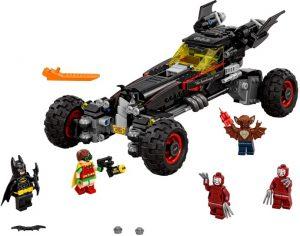 Lego Batman Movie 70905 Lepakkoauto