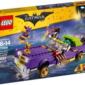 Lego Batman Movie 70906 Jokeri ja Pahamaineinen Matala-auto