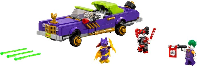 Lego Batman Movie 70905 Lepakkoauto