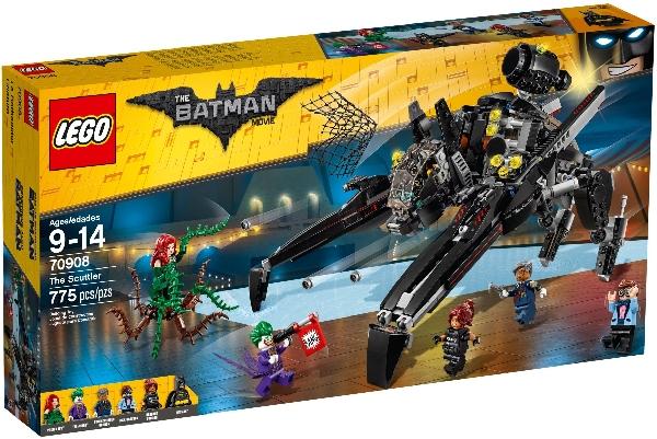Lego Batman Movie 70908 Kipittäjä