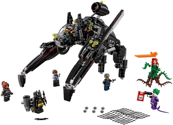Lego Batman Movie 70908 Kipittäjä