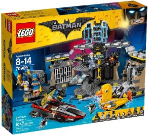 Lego Batman Movie 70909 Murto Lepakkoluolaan