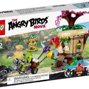 Lego Angry Birds 75823 Lintusaaren Munaryöstö