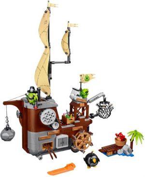 Lego Angry Birds 75825 Possumerirosvolaiva